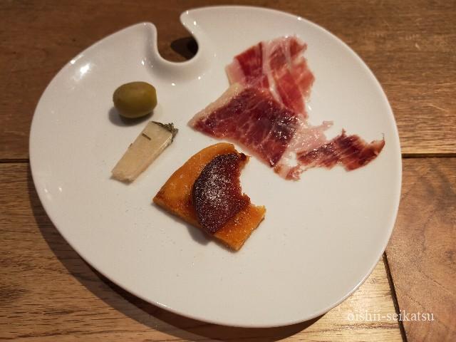スペイン料理アルドアック代々木八幡