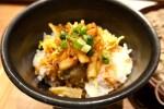 蕎麦と穴子丼、粋な江戸前の組み合わせ@紀尾井町