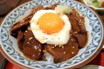 薄切り牛タンがとろける!?東京ガーデンテラスで食べる極上丼