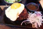 700円で食べられる馬肉ハンバーグの個室ランチ@赤坂見附