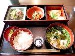 赤坂見附:赤坂有薫 美味しいものをちょっとずつな日替わり定食