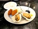 紀尾井町:ウォーターグリルキッチン 牡蠣フライも牡蠣バターも欲張りランチ