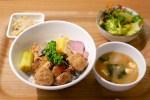 NIKUDON!数々の鶏肉料理の詰まったお祭り丼@麹町
