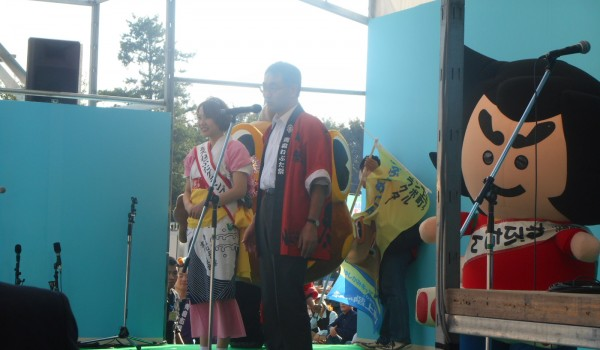 DSCN2037 600x350 - 2014年10月25,26日「青森県人の祭典」INなかの