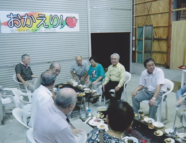 2013年9月15日~16日 東京七戸会企画「2013.ふるさと七戸の旅」