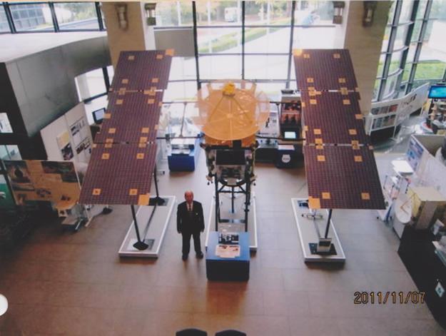 JAXA宇宙観測衛星「はやぶさ」川口プロジェクトマネージャー