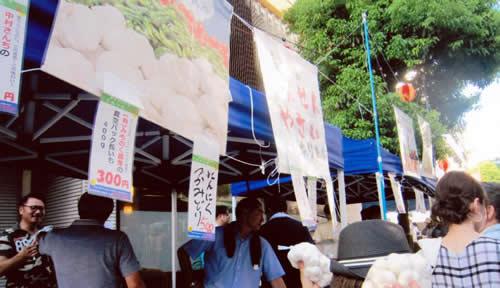 21 - 今夏の麻布十番納涼祭りも大いににぎわいました。