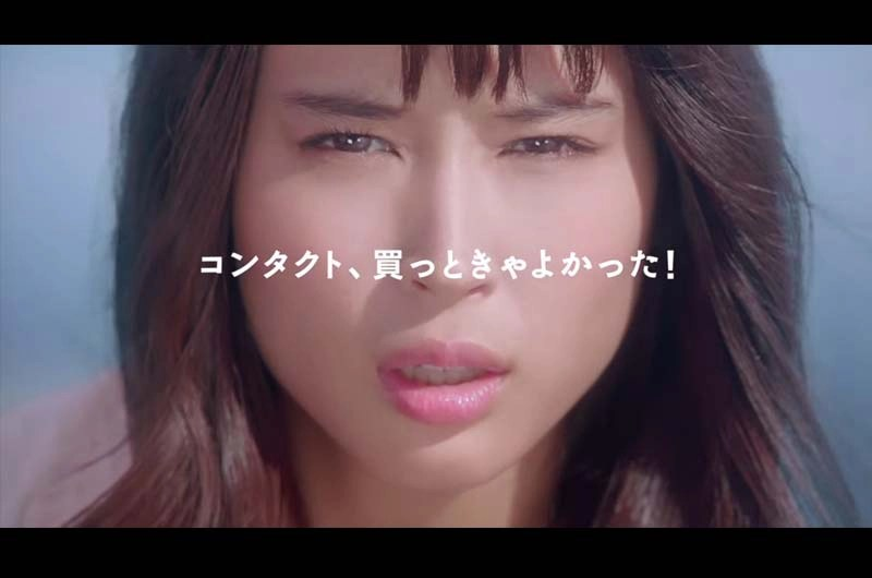 """広瀬アリス""""アイシティ""""CM""""違ったか篇""""とショートドラマ""""恋のピントはズレまくり"""""""