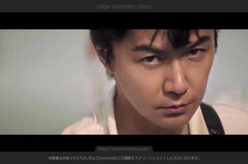 福山雅治とジョニー・デップ共演アサヒスーパードライCM!屋上でのセッションがグッド!