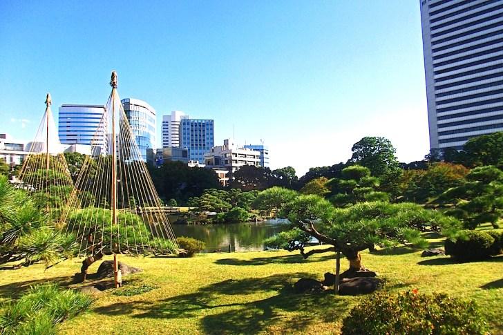 旧芝離宮恩賜庭園 | 東京とりっぷ
