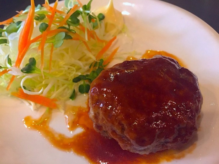 カヤシマのハンバーグ