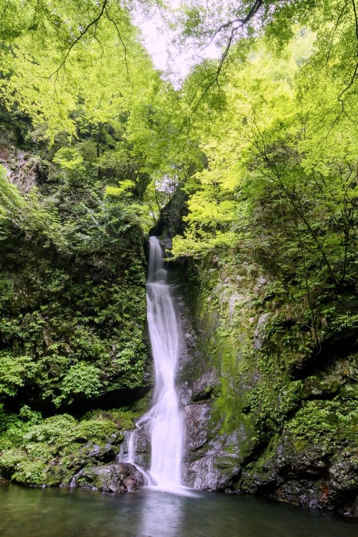 海沢三滝(海沢渓谷)