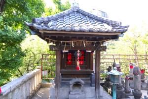 待乳山聖天(本龍院)