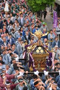 元三島神社例大祭