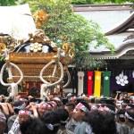 鳥越神社・鳥越祭