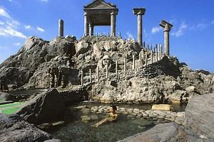 湯の浜露天風呂