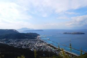 富士見峠展望台