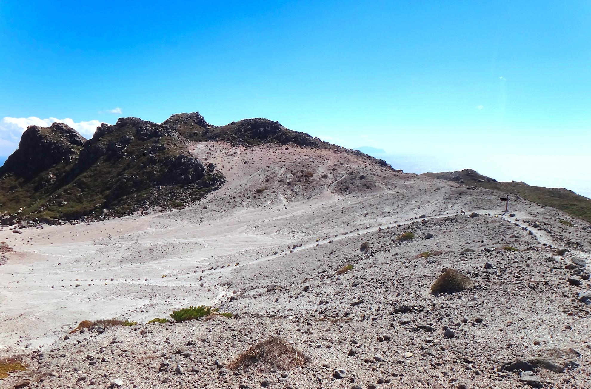 天上山・裏砂漠