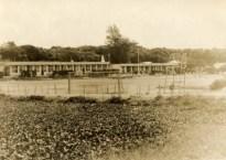中学校に鉄筋校舎が完成したのは昭和29年です。