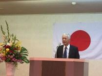 坂本哲郎副会長、開会宣言