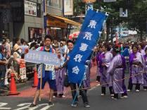 東京喜界会・島踊りの会(19回連続出場)