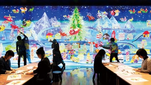 お絵かきクリスマス(12/25(日)まで)