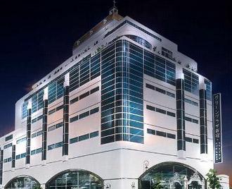 Green Plaza capsule hotel
