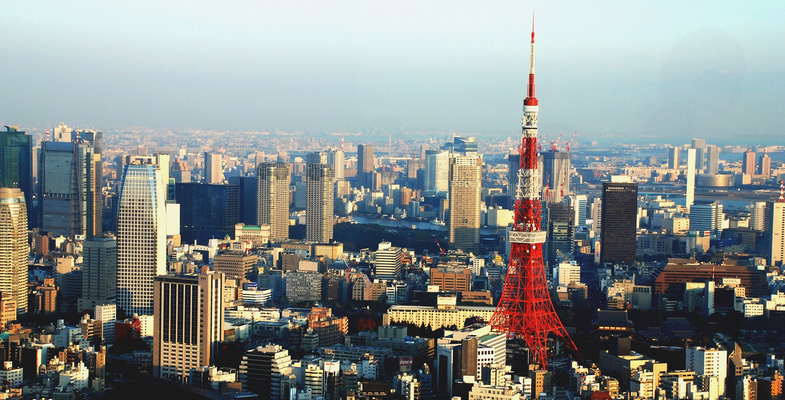 Tokyo Tower zendmast