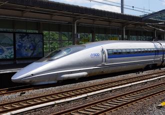 Rondreizen met de shinkansen in Japan