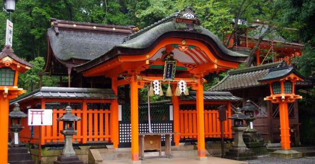 Храм Фусими Инари Тайша