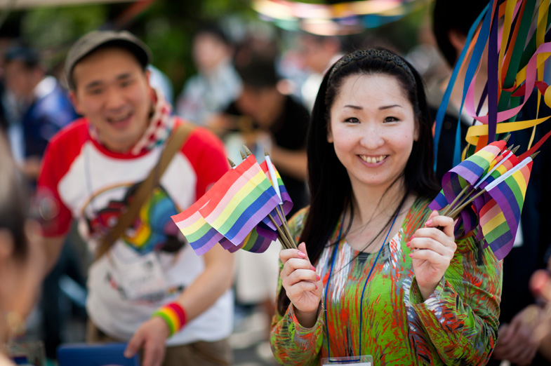 LGBT reistips Tokyo