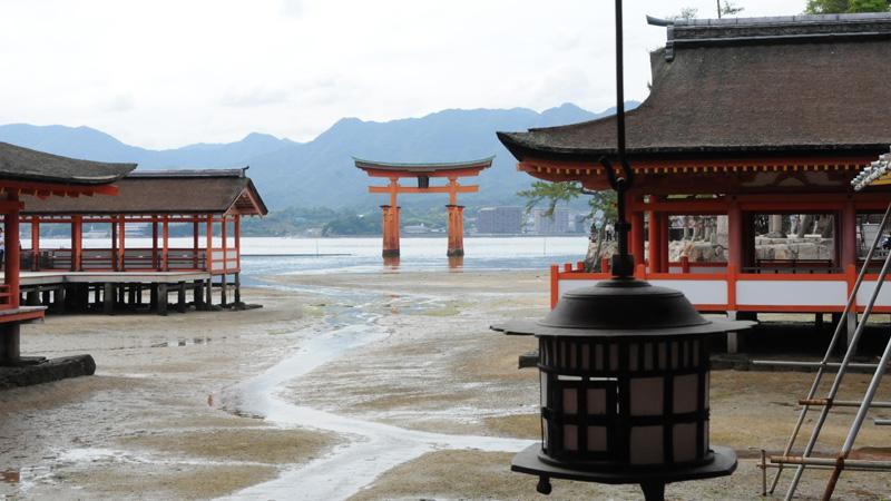 Miyajima tempels