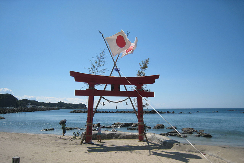 Shintoisme Japan torri