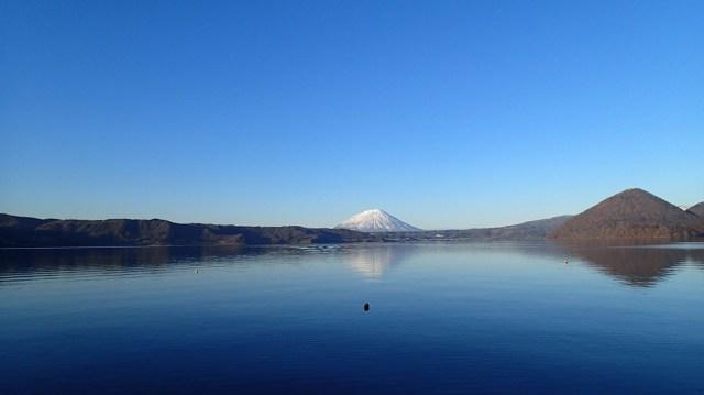 Природа Хоккайдо Япония