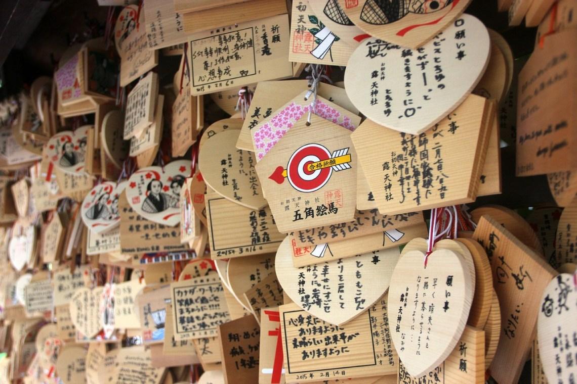 Tips voor vakantie Japan