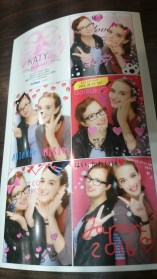 In the end we got our cute pictures!