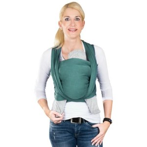 Hoppediz Baby Wrap Sling Ultra Light Hamburg Forest
