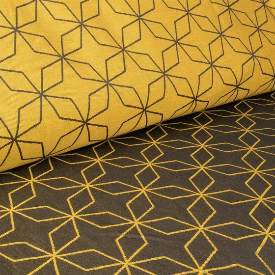 Hoppediz Baby woven Wrap Sling Malmo Yellow