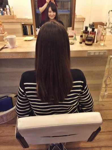 Loving the smooth, static-free, shiny hair results.