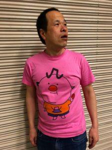 Tシャツトリニティー 東京ビーンズ 十二支 うし