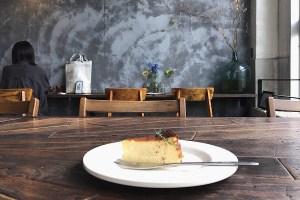 エーワークスチーズケーキカフェ