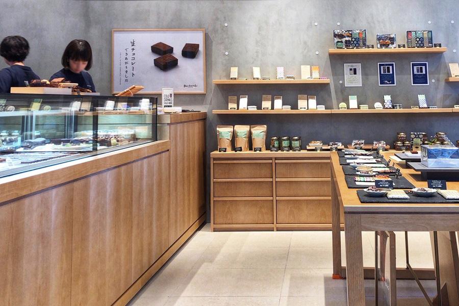 グリーンビーントゥーバーチョコレート日本橋店