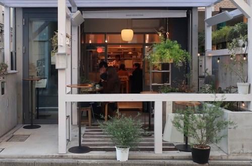 ショウゾウコーヒーストア北青山店