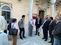 2019.11.05 Visitation of Prof. Dr. Mustafa Şentop, Speaker of the Grand National Assembly of Turkey 08