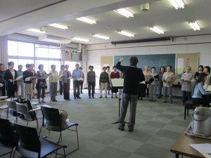 小金井・練習
