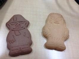 Moomin! such cute cookies