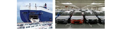export your vehicle back home