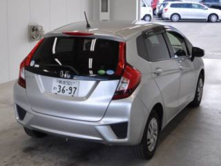 2015 Honda Fit 1.3G F-Package