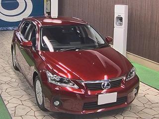 2013 Lexus CT200h