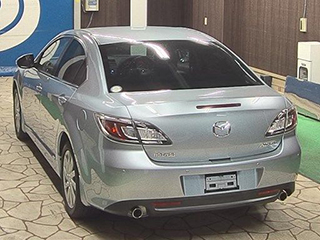 2011 Mazda Atenza 25EX